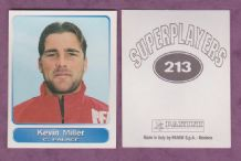 Crystal Palace Kevin Miller 213